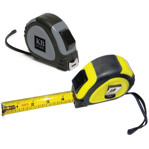 25' Foot Locking Tape Measure