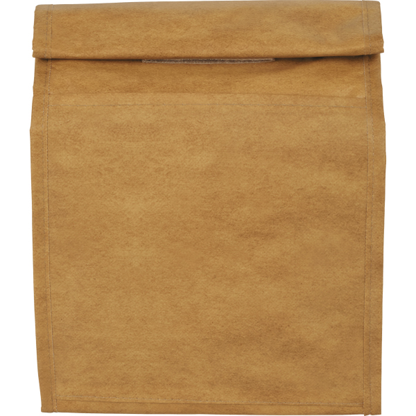 Brown Paper Bag 6 Can Lunch Cooler