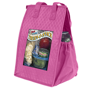Therm-O-Snack Bag With Color Vista