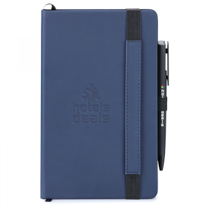 Boston Hard Cover Journal Combo