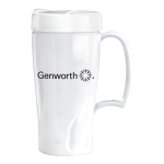 16 Oz. Arrondi Travel Mug
