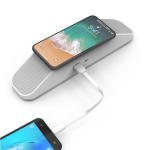 Forte : Combination Bluetooth Speaker and Wireless Charger